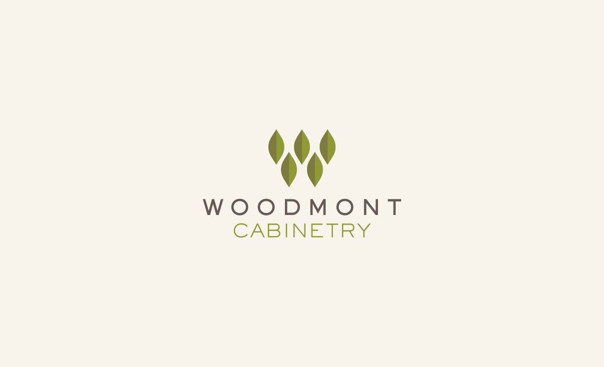Charmant Woodmont Cabinetry Logo