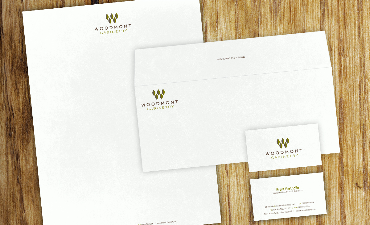 Woodmont Cabinetry Stationery