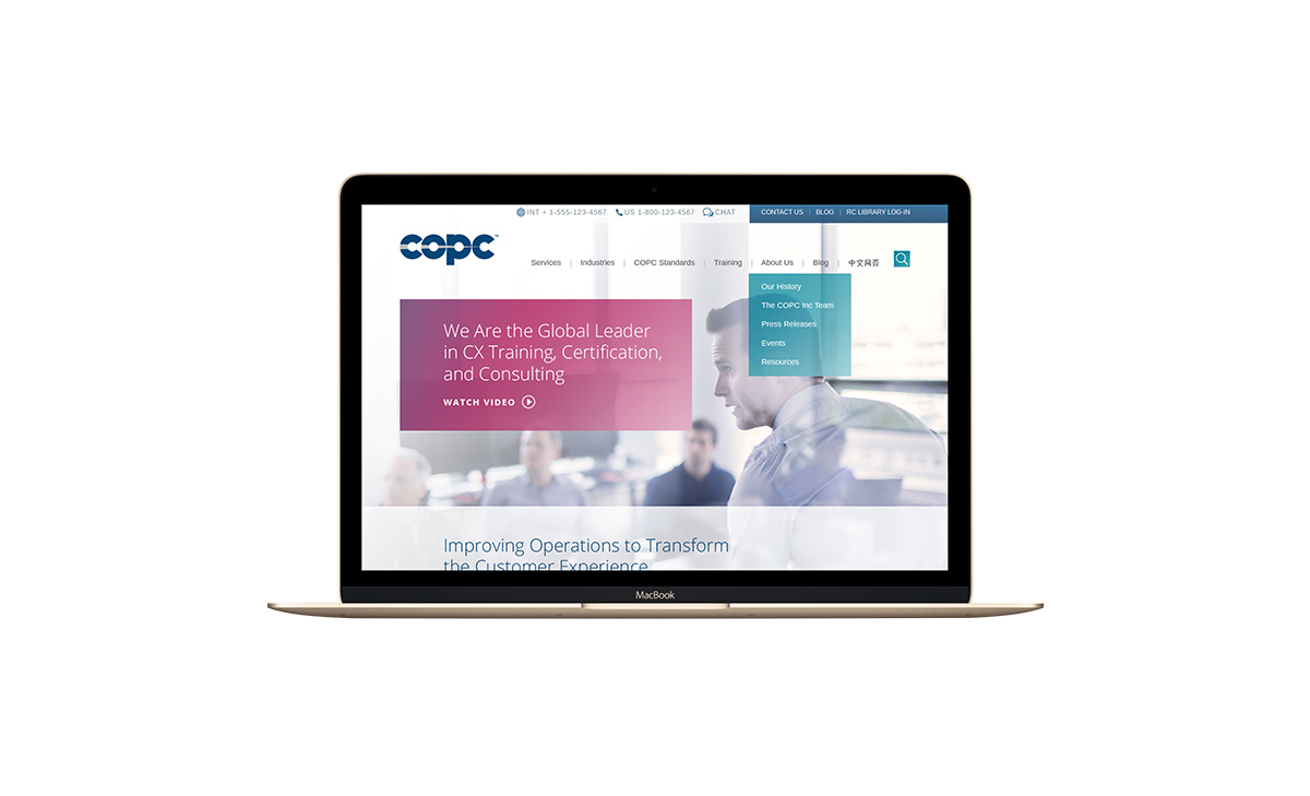 Copc Customer Experience Management Rikky Mller Design